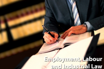 EMPLOYMENT, LABOUR AND INDUSTRIAL CLAIMS